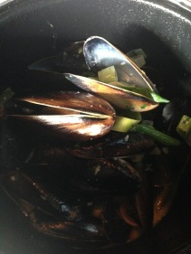 Nu's Mussels