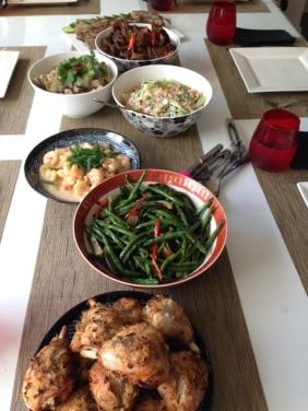 Luke lunch food1