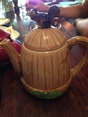 Loved the teapot!