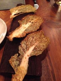 Air dried kimchi