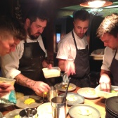 So many great dinners including all of the guest chef dinners at Africola