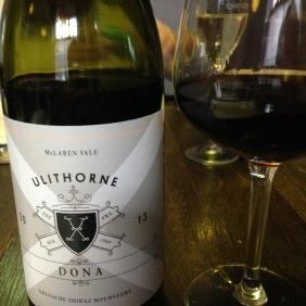 A nice Ulithorne wine at a great price.