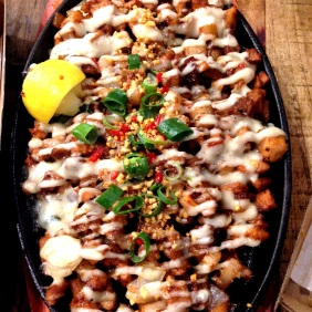 The Sizzling Sisig!!!