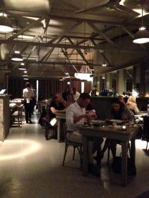 Loved our meal at Café Paci, Sydney