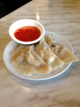 Vegetarian Shui Kau Dumplings