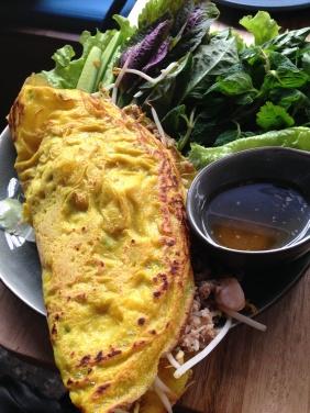 Vietamese Pancake
