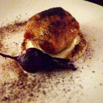 Chicken with black truffle butter - loved this dish from Co-Op Dining, Perth