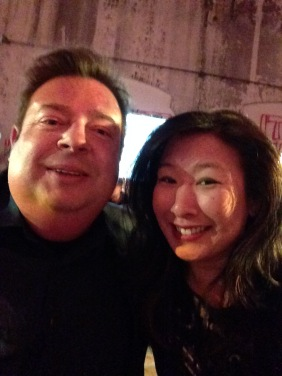 I got to meet Peter Gilmore of Quay and Bennelong