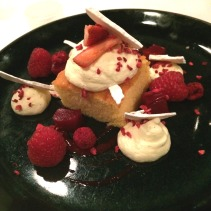 'Berries & Cream'