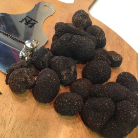A whole world of truffles!