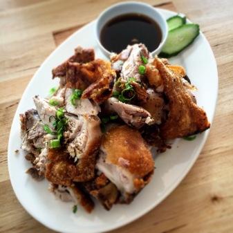 Crispy Pata - crisp, golden pork hock