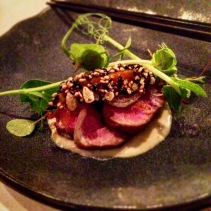 Ramu – Lamb, bunya nut, gobo root and heirloom carrot
