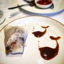 Peking Duck Pancake