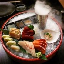 Chef's choice Sashimi Platter