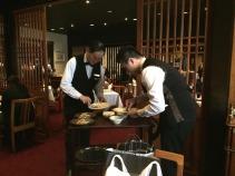 Serving up our noodles
