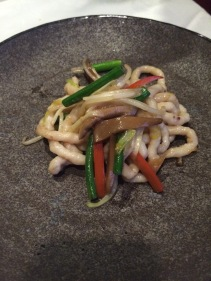 Wild Barramundi Noodles